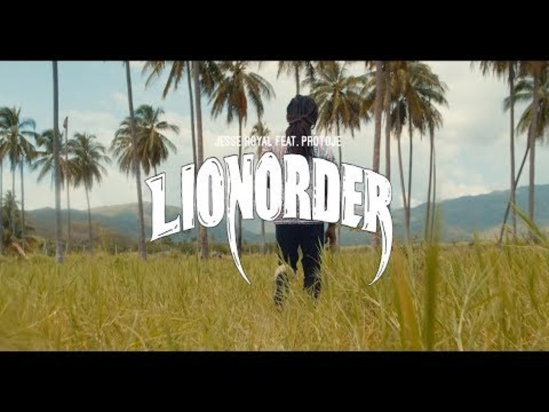 Jesse Royal LionOrder ft Protoje