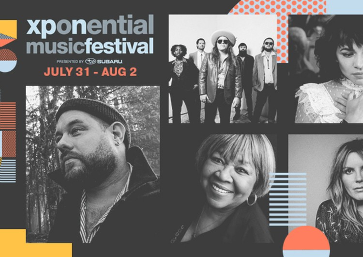 XPoNential Music Festival, 2020