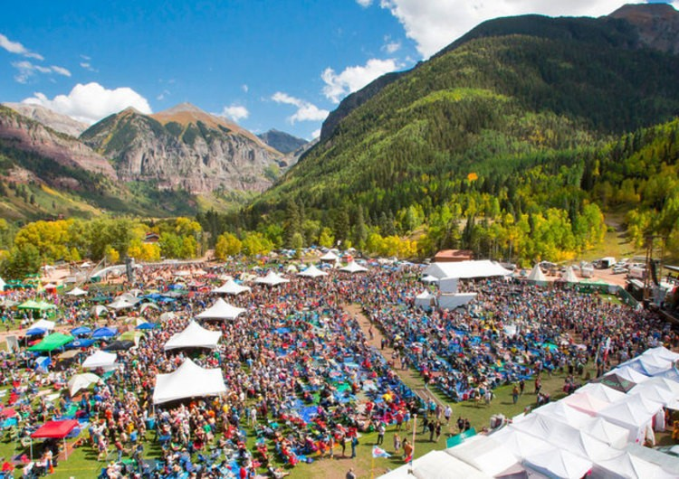 Telluride Blues and Brews, 2019