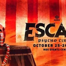 Escape Halloween