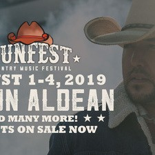 Sunfest Country Music Festival, 2019
