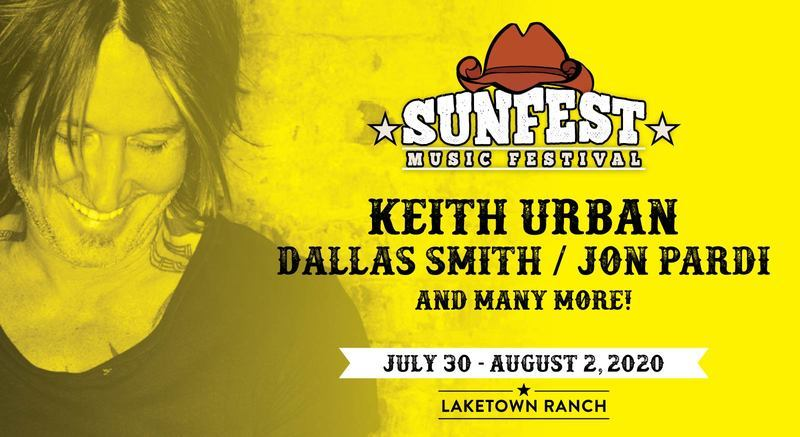 Sunfest Country Music Festival
