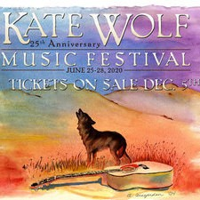 Kate Wolf Music Festival